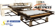 Matramatic CQT SculptureQuilt Mattress Panel Quilting Machine New